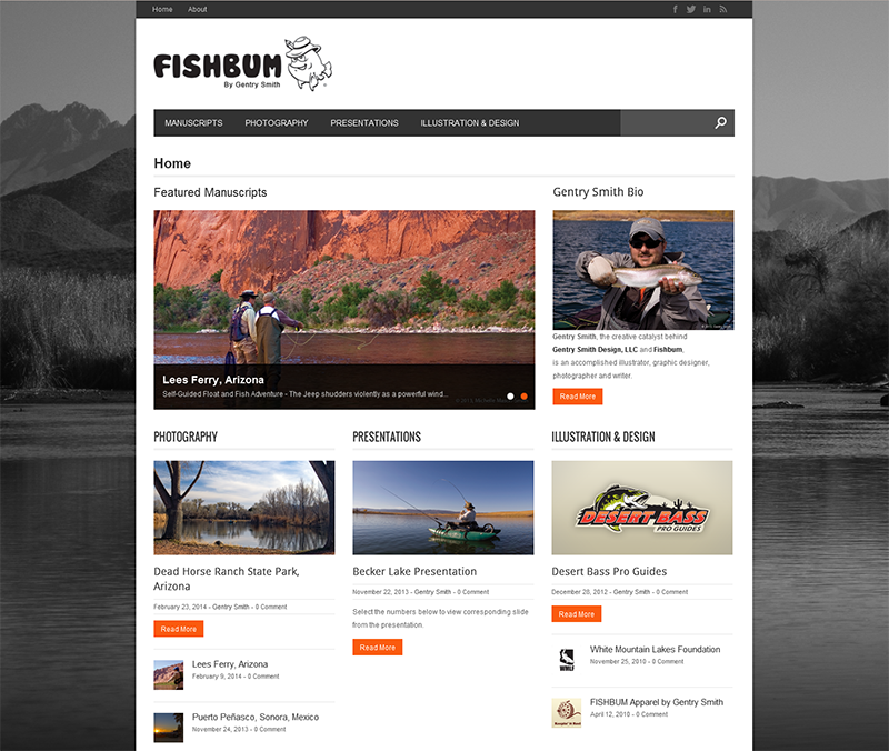 FISHBUM Website