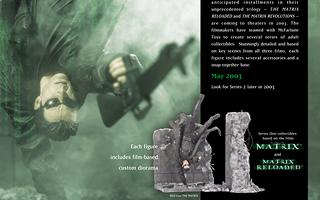 The Matrix Series One